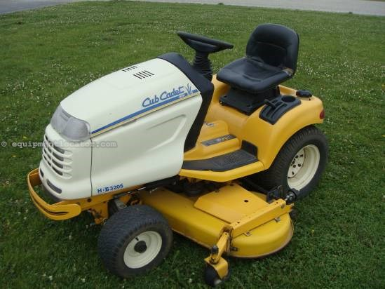 Cub Cadet 3205 Lawn And Garden Tractor Service Manual