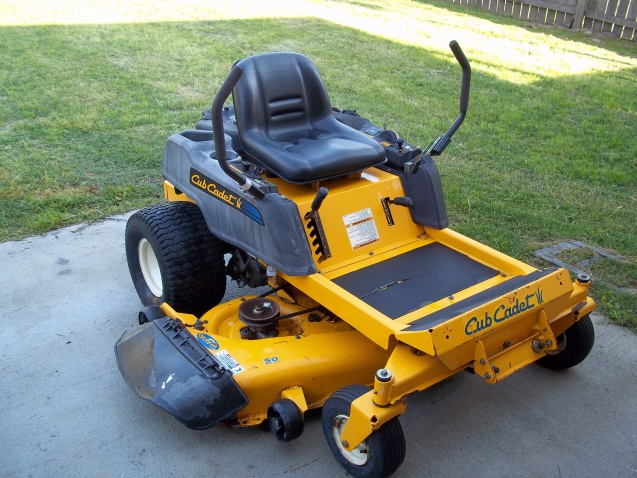 Cub Cadet RZT50 RZT 50 Mower Complete Illustrated Parts Manual